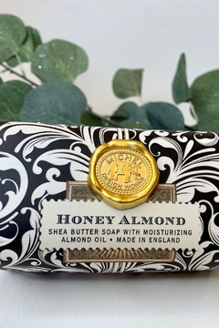 MICHEL Honey almond 8.7 ounce moisturizing soap - Product List Image