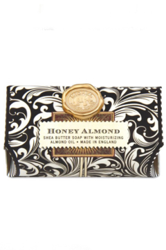 Michel Design Works Honey Almond Bar Soap-Large - Product List Image