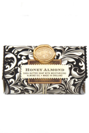 Michel Design Works Honey Almond Bar Soap-Large - Product Mini Image