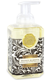 Michel Design Works Honey Almond Foaming Soap - Side cropped