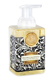 Michel Design Works Honey/almond  Foaming Soap - Product Mini Image
