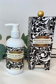 MICHEL honey almond hand & body lotion - Product Mini Image