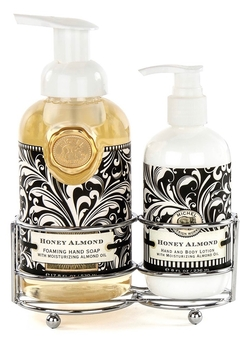 Michel Design Works Honey Almond Hand Care Caddy - Alternate List Image