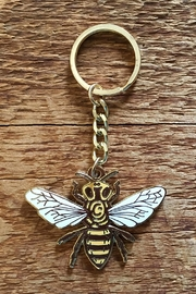 Noteworthy Paper & Press Honey Bee Keychain - Product Mini Image