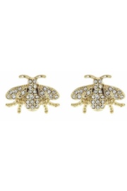 Fornash Honey Bee Studs - Product Mini Image