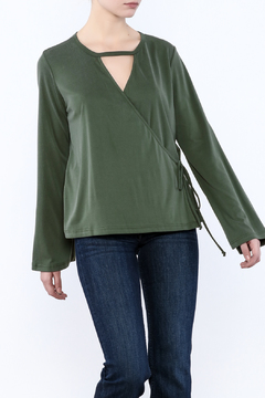 Shoptiques Product: Janie Wrap Top