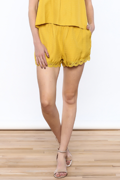 Shoptiques Product: Mellow Yellow Short