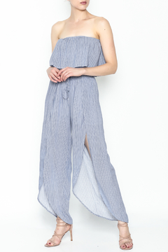 Shoptiques Product: Split Leg Jumpsuit
