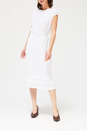 LACAUSA Honey Gauze Dress - Product Mini Image