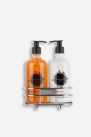 Beekman 1802 Honey Grapefruit Three-Piece Caddy Set - Product Mini Image