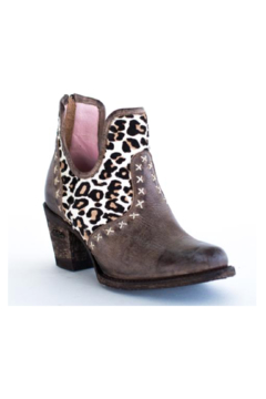 Miss Macie Boots Honey Hush Bootie - Product List Image