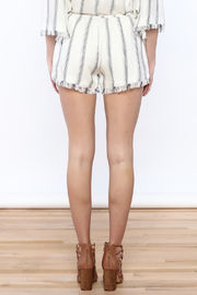 Honey Punch Anchors Away Short - Back cropped