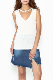 Honey Punch Daisy Chain Tank - Front cropped