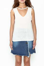 Honey Punch Daisy Chain Tank - Front full body