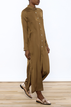 Shoptiques Product: Embroidered Duster