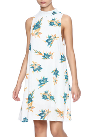 Honey Punch Floral High Neckline - Product Mini Image