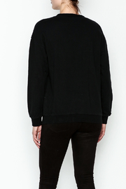 Honey Punch Grommet Sweater - Back cropped