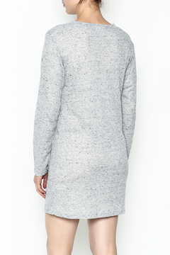 Honey Punch Long Sleeve Thermal Dress - Alternate List Image
