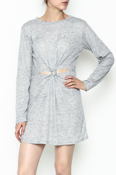 Honey Punch Long Sleeve Thermal Dress - Product List Image