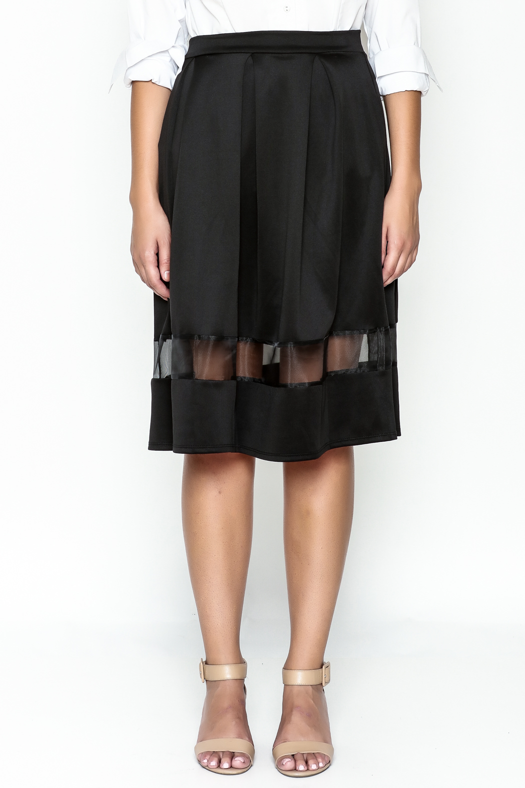 Honey Punch Lucy Skirt - Front Full Image