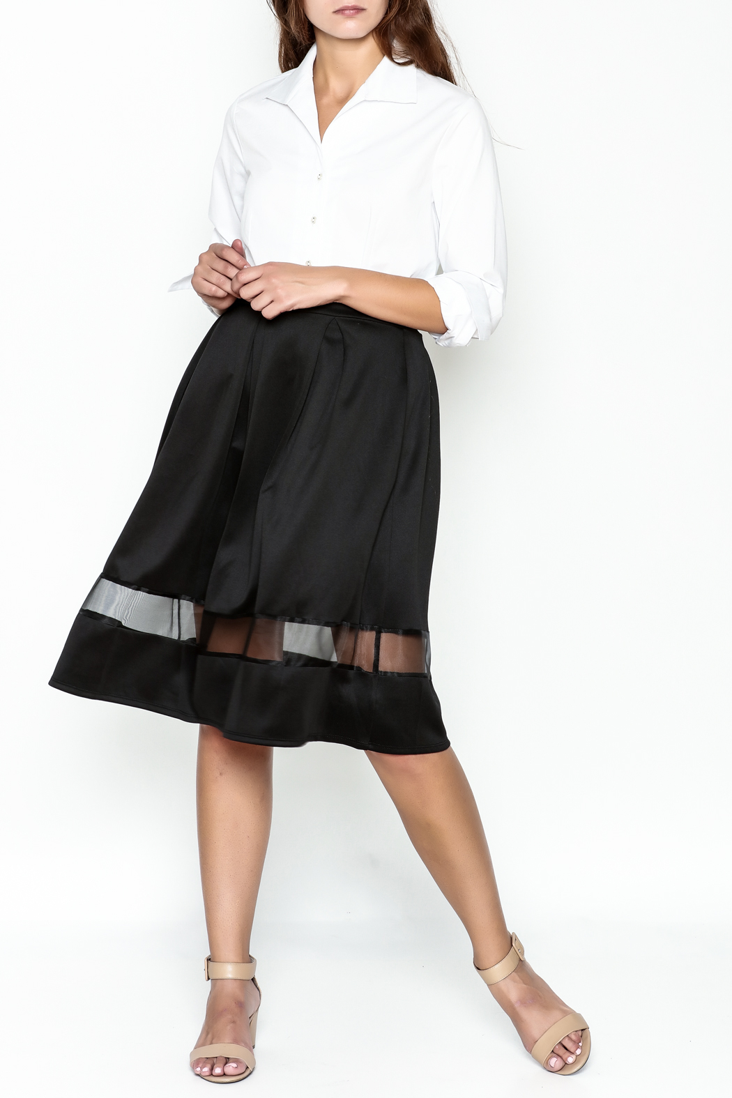 Honey Punch Lucy Skirt - Main Image