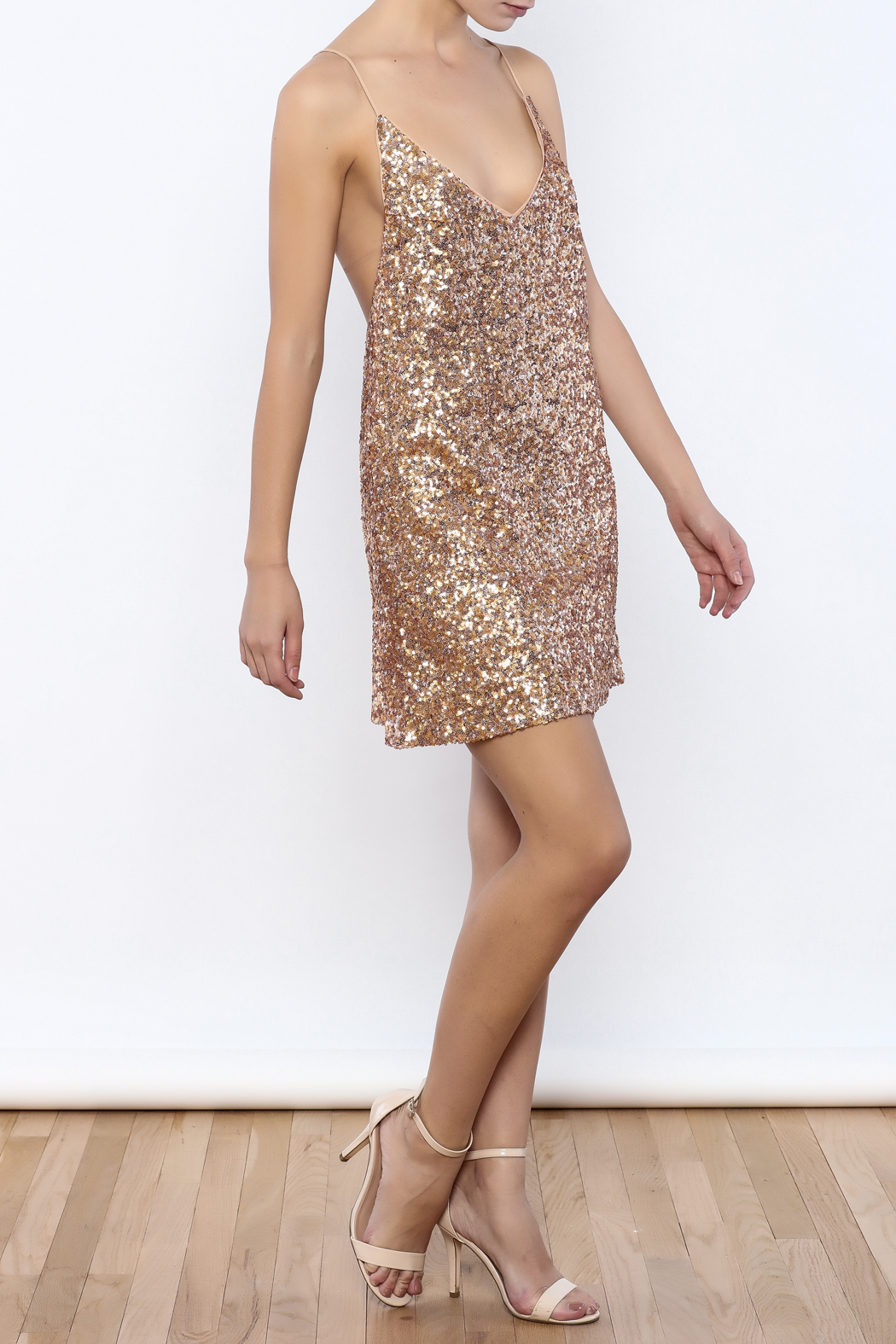 Honey Punch Sequin Dress From New York By Dor L Dor