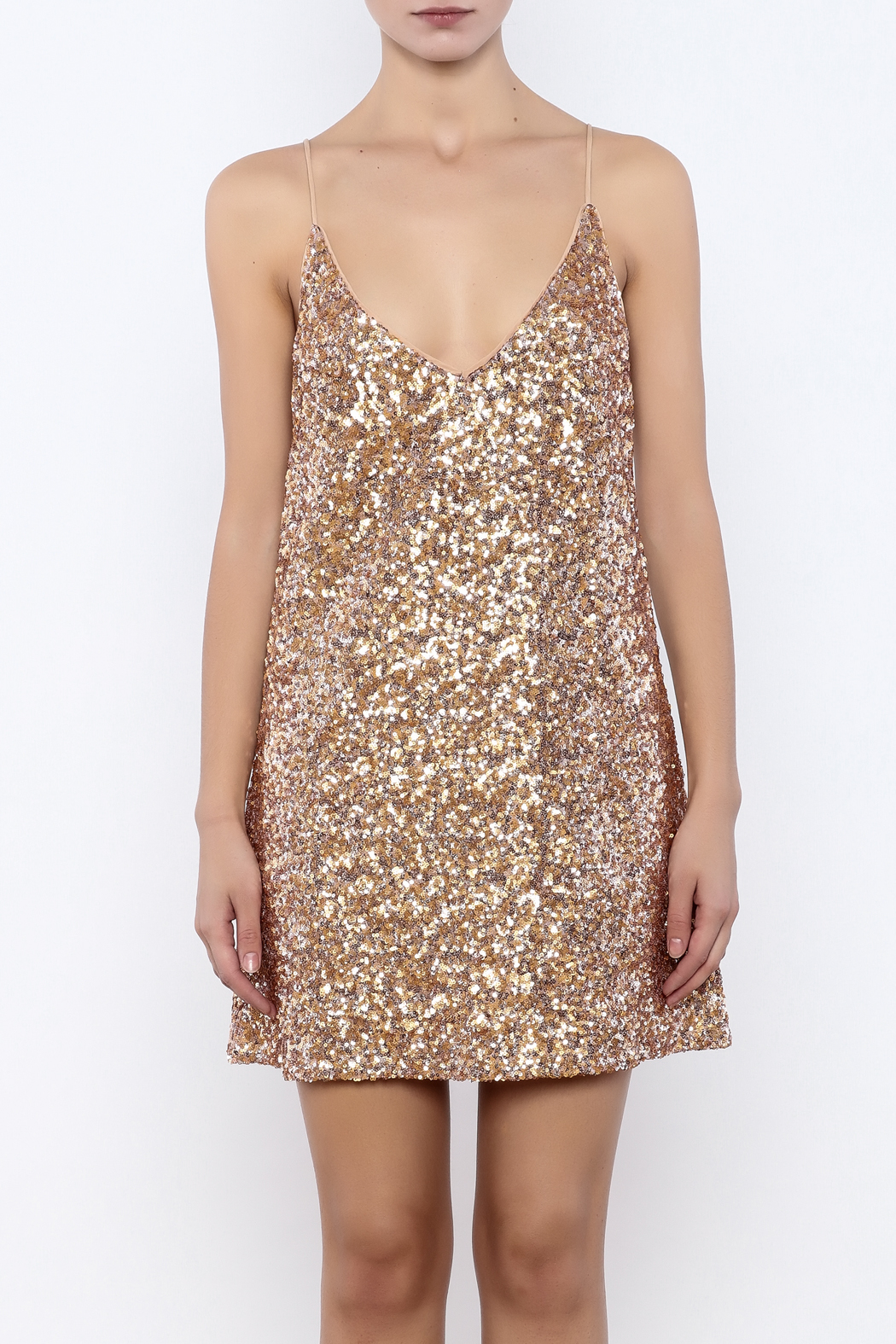 Honey Punch Sequin Dress from New York by Luna — Shoptiques