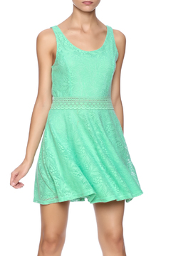 Honey Punch Sweetly Southern Dress - Product List Image