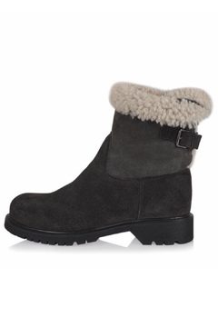 La Canadienne Honey Sherling Boot - Product List Image