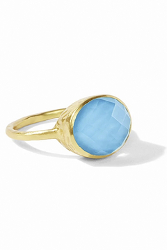 Julie Vos Honey stacking Ring - Product List Image