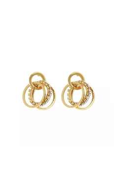 Shoptiques Product: Spinning Circles Studs