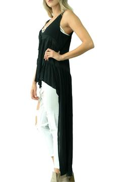Shoptiques Product: Embroidered Maxi Top