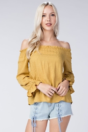 honey belle Sunny Daze Top - Product Mini Image