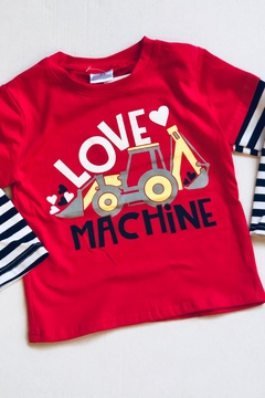 Shoptiques Product: Love Machine Tee