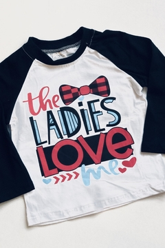 Shoptiques Product: Love Me Tee