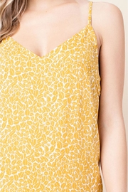 Honey Punch Bright Yellow Dress - Other