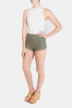 Honey Punch Bunny Soft Shorts - Product List Image