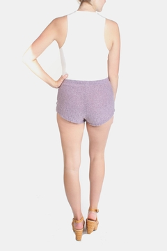 Honey Punch Bunny Soft Shorts - Alternate List Image