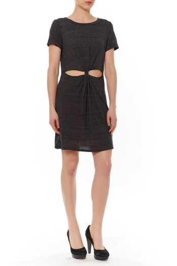 Shoptiques Product: Cut Out T-Shirt Dress - main