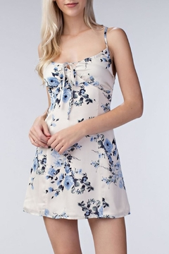 Shoptiques Product: Floral Slip Dress