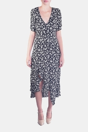 Honey Punch Heaven-Sent Floral Dress - Product Mini Image