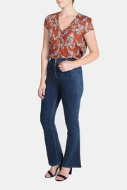 Honey Punch High Waisted Bell Bottoms - Product Mini Image