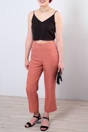 Honey Punch High Waisted Trousers - Product Mini Image
