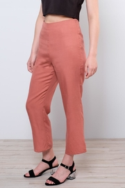 Honey Punch High Waisted Trousers - Side cropped
