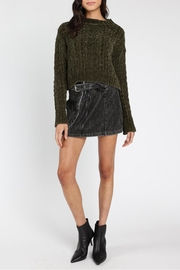 Honey Punch Olvera Chunky-Knit Sweater - Front cropped
