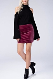 Honey Punch Pretty In Pink Skirt - Product Mini Image