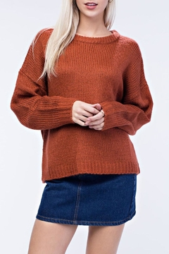 Honey Punch Ready Sweater - Product List Image