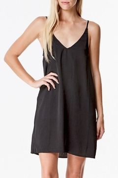 Shoptiques Product: Satin Slip Dress