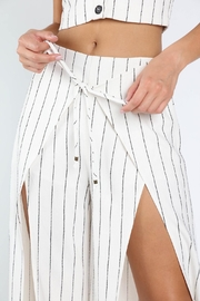 Honey Punch Spring Games Pants - Back cropped
