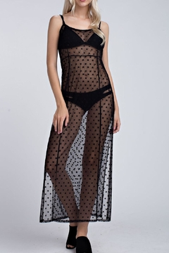 Shoptiques Product: Star Mesh Dress